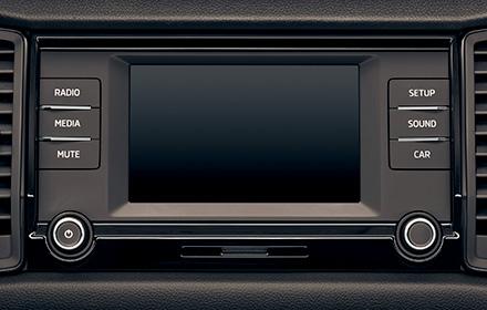the new koda kodiaq connectivity koda. Black Bedroom Furniture Sets. Home Design Ideas